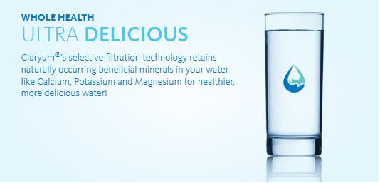alkaline drinking water filter